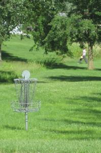 Frisbie Golf